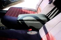 Подлокотник на ВАЗ 2110 в салоне