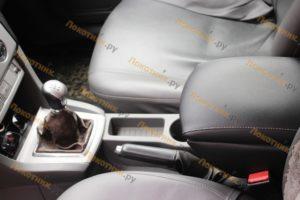 Премиум подлокотник на Форд Фокус 2