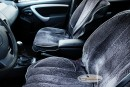 Подлокотник Nissan Terrano вид в салоне