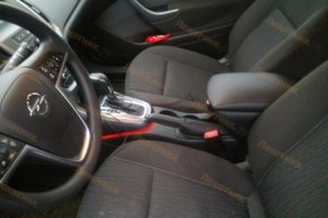 Премиум подлокотник Opel Astra H