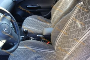 Премиум подлокотник Opel Corsa D