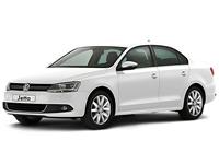 Накладки на пороги Volkswagen Jetta