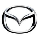 Накладки на пороги Mazda