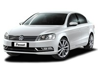 Накладки на пороги Volkswagen Passat B7