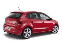 Накладки на пороги Volkswagen Polo Hatchback