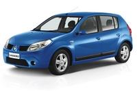 Накладки Renault Sandero