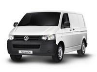 Накладки на пороги Volkswagen Transporter T5