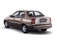 Накладки на пороги Chevrolet Lanos & Sens