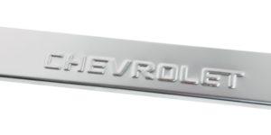 Накладки на пороги Chevrolet Cobalt
