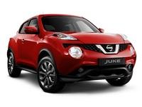 Накладки на пороги для Nissan Juke