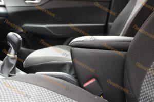 Подлокотник на Hyundai Solaris 2