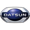 Накладки на задний бампер для автомобилей Datsun