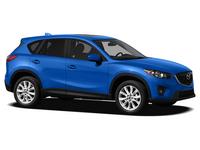 Накладки на пороги Mazda CX-5 I