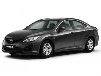 Накладки на пороги Mazda 6 GH