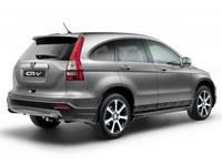 Накладки на пороги Honda CR-V 3