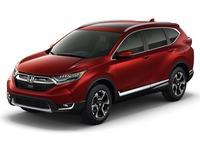 Накладки на пороги Honda CR-V 5