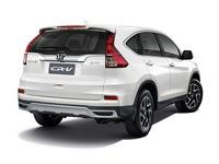 Накладки на пороги для Honda CR-V