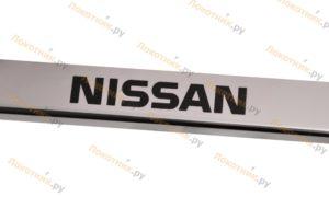 Накладки на пороги Ниссан Х-Трейл Т30/Т31
