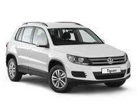 Накладки на пороги Volkswagen Tiguan 2007- 2016