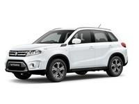 Накладки на пороги Suzuki Vitara