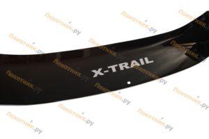 Дефлектор капоту (мухобойка ) X-Trail T32
