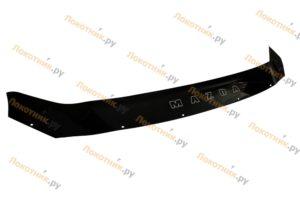 Дефлектор капота (мухобойка) Mazda CX-5