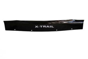 Дефлектор капота (мухобойка) Nissan X-Trail T30