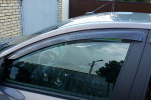 Дефлекторы на окна (ветровики) Vesta