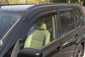 Дефлекторы на окна (ветровики)