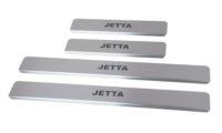 Накладки на пороги VW Jetta 6