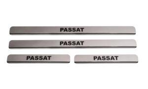 Накладки на пороги VW Passat B5