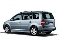 Аксессуары и тюнинг для VW Touran I