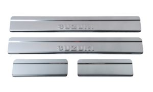 Накладки на пороги Suzuki Vitara 2