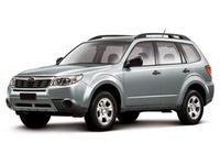 Аксессуары и тюнинг для Subaru Forester