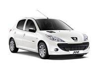 Аксессуары и тюнинг для Peugeot 206