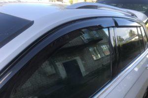 Дефлекторы на окна (ветровики) VW Tiguan