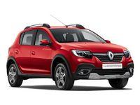 Дефлекторы окон для Renault Sandero Stepway 2
