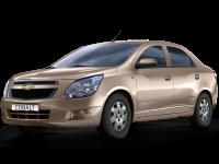 Дефлекторы капота для Chevrolet Cobalt