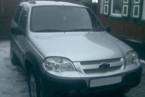 Дефлекторы на окна (ветровики) NIva Chevrolet