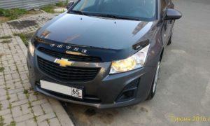 Дефлектор капота Chevrolet Cruze