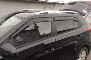 Ветровики для Hyundai Creta