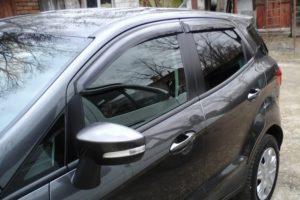 Дефлекторы на окна (ветровики) Ford EcoSport