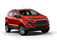 Дефлекторы капота для Ford EcoSport