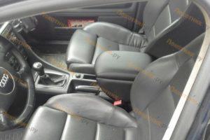 Премиум подлокотник Audi A3/A4