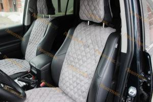 Автомобильные накидки на передние сидения