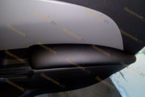 Дверные подлокотники (накладки) Chevrolet Lacetti