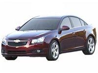 Брызговики для Chevrolet Cruze SD 2009 - 2012