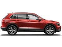 Брызговики для Volkswagen Tiguan